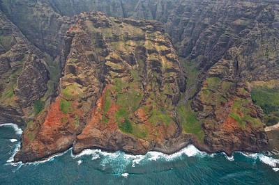 Photograph - Kauai Colors by Steven Lapkin