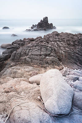 Photograph - 17 Mile Rocks by Alexander Kunz