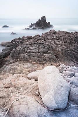 Photograph - 17 Mile Rocks by Alexander Kunz