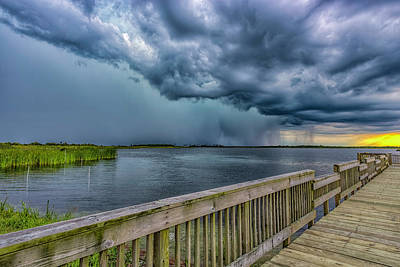 Photograph - Storm Watch by Pete Federico