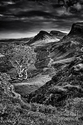 Scottish Landscape Photograph - The Quiraing by Smart Aviation