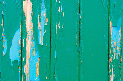 Royalty-Free and Rights-Managed Images - Weathered wood by Tom Gowanlock