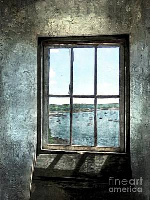 Photograph - 1742 View From Fort Mcclary by Marcia Lee Jones
