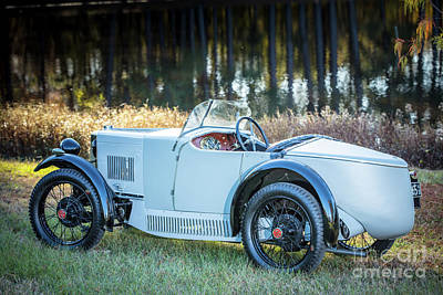 Photograph - 1743.010 1930 Mg Full Side by M K Miller