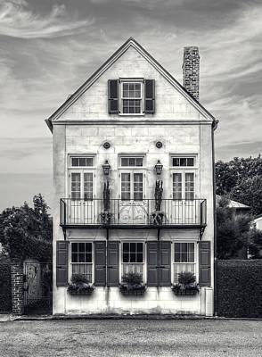 Photograph - 1780 Charleston South Carolina Home - 3 by Frank J Benz