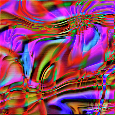 Digital Art - 1783 Abstract Thought by Chowdary V Arikatla