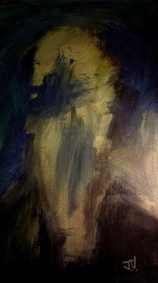 Painting - 17jan2016 Abstract 1 by Jim Vance