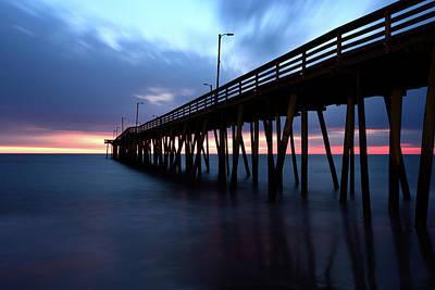 Photograph - 17th St. Virginia Beach, Va. by Jamie Pattison