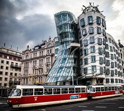 Building Digital Art - Building by Super Lovely
