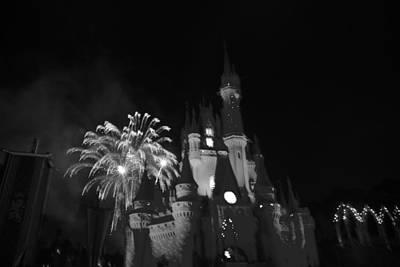 Just Desserts - Cinderella Castle by Rob Hans
