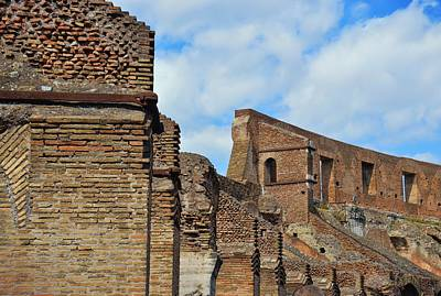 Photograph - Colosseo Tour  by JAMART Photography