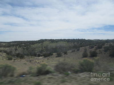 Queen - Concho Landscape by Frederick Holiday