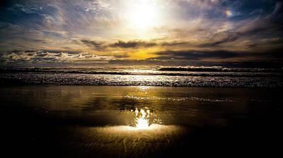 New Years - Heceta Beach by Angus Hooper Iii