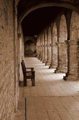 Photograph - Mission San Juan Capistrano by Brad Scott