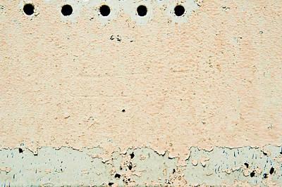 Defects Photograph - Peeling Paint by Tom Gowanlock