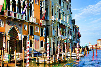 Photograph - Venice - Untitled by Brian Davis