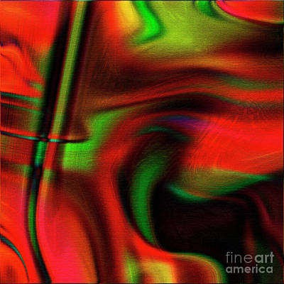 Digital Art - 1817 Abstract Thought by Chowdary V Arikatla