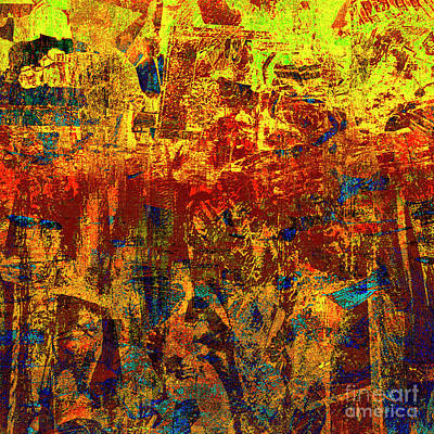 Digital Art - 1829 Abstract Thought by Chowdary V Arikatla