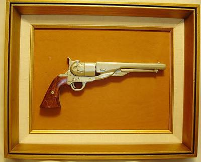 1851 Colt Art Print by Russell Ellingsworth