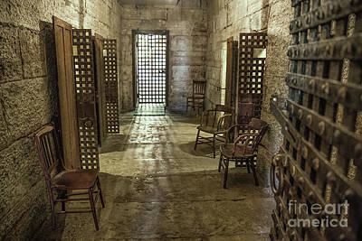 Photograph - 1859 Jail by Lynn Sprowl