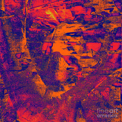 Digital Art - 1866 Abstract Thought by Chowdary V Arikatla