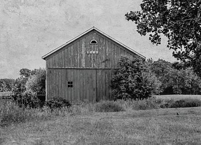 Photograph - 1869 Black And White by Kim Hojnacki