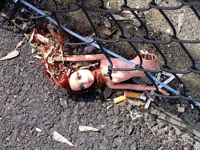 Barbie Photograph - 187 On Barbie by Denise Keegan Frawley