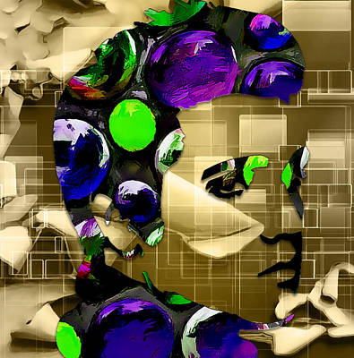 Mixed Media - Elvis Presley by Marvin Blaine