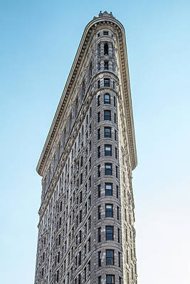 Photograph - Flatiron Building by Robert J Caputo