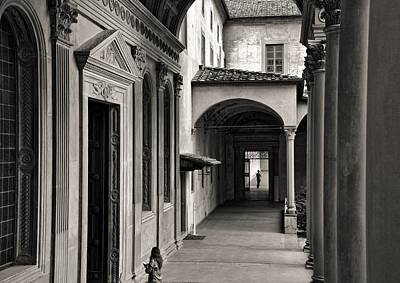 Art Print featuring the photograph Florence Italy by Cendrine Marrouat