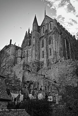 Photograph - Mont-saint-michel France by Cendrine Marrouat