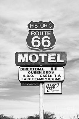 Princess Diana - Route 66 Cars Cafes Restaurants Hotels Motels by ELITE IMAGE photography By Chad McDermott