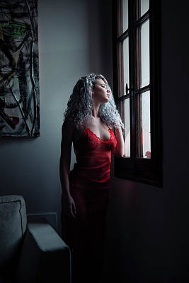 Photograph - Tu M'as Promis by Traven Milovich