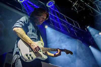 Photograph - Uk Foo Fighters Live @ Edinburgh by Edyta K Photography