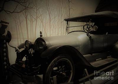 Photograph - 1917 Haynes Model 36 Touring Car by Barbie Corbett-Newmin