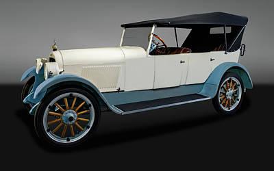 Photograph - 1920 Lexington Minute Man Six Touring Car   -  1920lexingtontouringcargry171783 by Frank J Benz