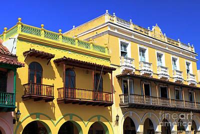 Photograph - 1922 Gonzalez Porto House by John Rizzuto