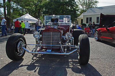 Photograph - 1923 Ford T Bucket Dr Pepper by Robyn Stacey