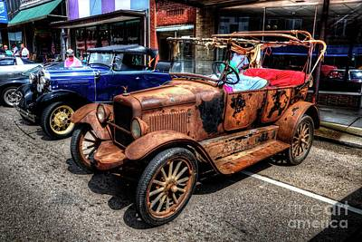 Photograph - 1923 Willys-overland by Paul Mashburn