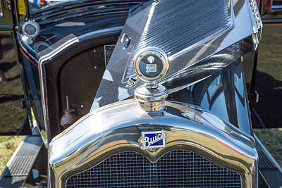 Digital Art - 1924 Buick Duchess Antique Vintage Photograph Fine Art Prints 107 by M K Miller