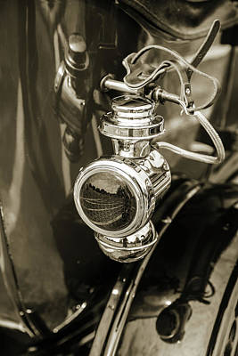 Photograph - 1924 Ford Model T Touring Hot Rod 5509.212 by M K  Miller