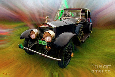 Photograph - 1924 Rolls Royce Silver Ghost by Blake Richards
