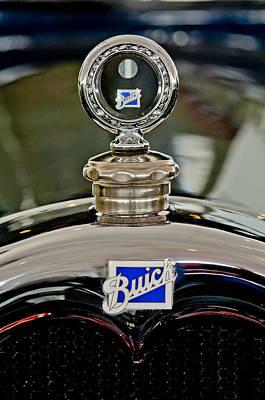 Hoodies Photograph - 1926 Buick Boyce Motometer by Jill Reger
