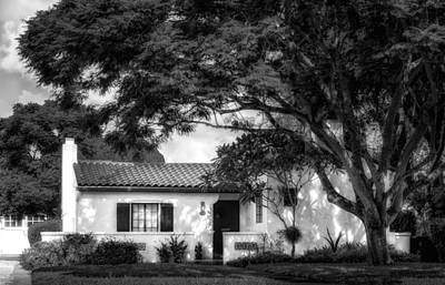 Florida House Photograph - 1926 Florida Venetian Style Home - 20 by Frank J Benz
