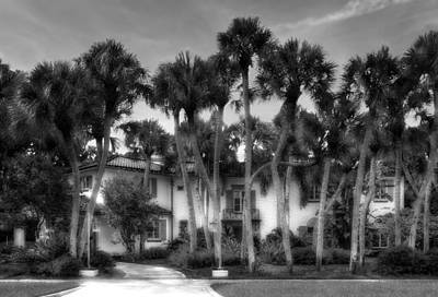 Florida House Photograph - 1926 Venetian Style Florida Home - 17 by Frank J Benz