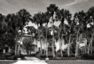 Florida House Photograph - 1926 Venetian Style Florida Home - 18 by Frank J Benz