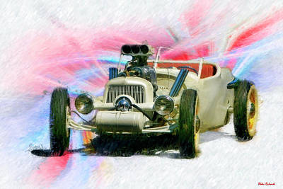 Photograph - 1927 Roadster by Blake Richards