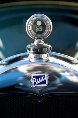Photograph - 1928 Buick Hood Ornament by Jill Reger