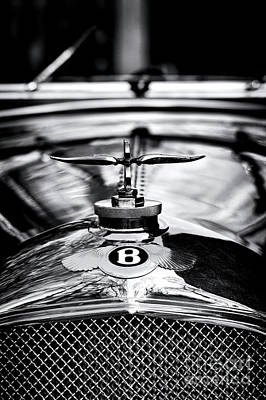 1930 Bentley Art Print