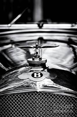 1930 Bentley Art Print by Tim Gainey